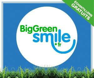 Big Green Smile : produits écologiques et bio