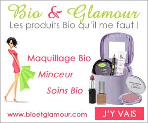 Bio et Glamour : Maquillage, soins et bien-être Bio