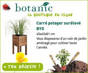 Botanic - Tout pour le jardinage écologique