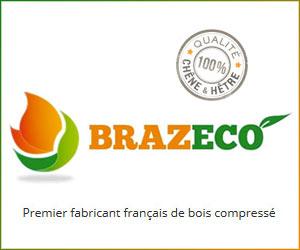 Brazeco : le bois de chauffage écologique