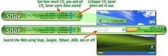 Logiciel CO2 Saver - Économise l'énergie électrique de votre PC