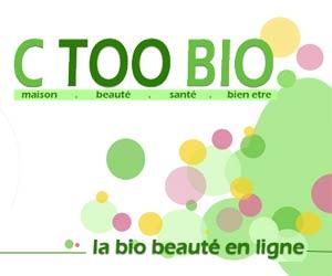 CtooBio.com : le site de la Bio-Beauté et des éco-produits