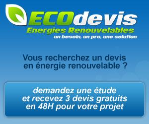 ECO Devis : 3 devis gratuits pour vos travaux en énergie renouvelable