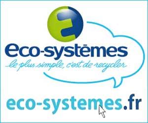 Eco-Systèmes : collecte et recyclage des appareils électriques et électroniques usagés