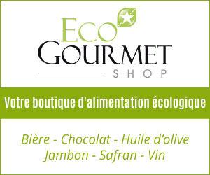 ecoGourmet : les produits gastronomiques écologiques