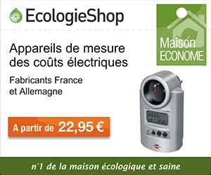 Ecologie-Shop.com : équipements écologiques pour la maison