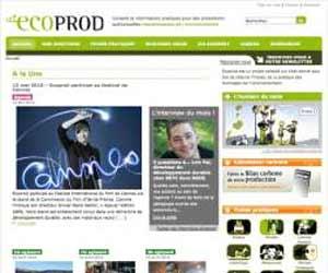 www.ecoprod.com | Les tournages se mettent au vert