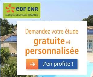 EDF-ENR : Estimez gratuitement la valeur de votre toit