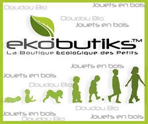 Ekobutiks - Une boutique écologique pour les enfants