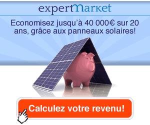 Expert Market : 4 devis gratuits pour l'installation de panneaux solaires