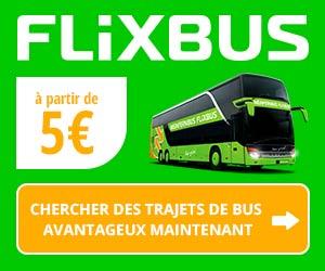 Flixbus : 1000 bus écologiques de grandes lignes en projet