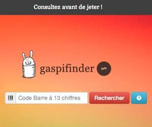 GaspiFinder : un moteur de recherche pour combattre le gaspillage alimentaire
