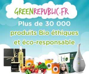 Green Republic : les produits biologiques et écologiques