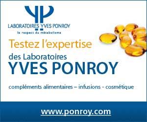 Boutique des Laboratoires Ponroy : compléments alimentaires et cosmétiques bio certifiés AB