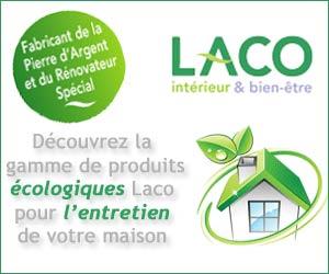 Laco : produits écologiques pour le bien-être et l'entretien de la maison