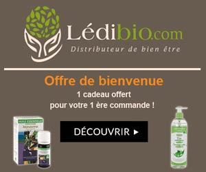 LédiBio : boutique d'articles bio et naturels
