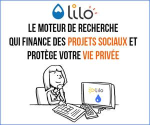 Lilo : moteur de recherche éco-responsable