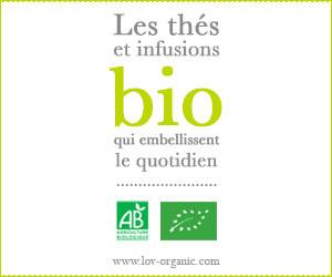 Løv Organic : infusions et thés bio