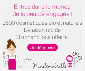 Mademoiselle Bio - Belle et bio à la fois avec des produits de beauté bios