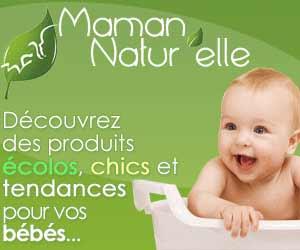 Maman Natur'elle : la puériculture au naturel