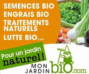 MonJardinBio : semences, engrais et traitements bio