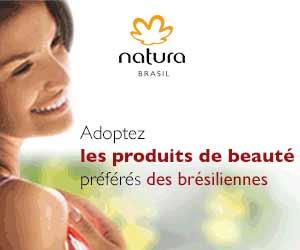 Natura Brasil - Les produits de beauté naturels issus de la biodiversité brésilienne