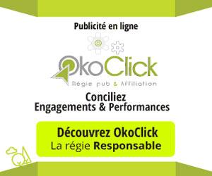 OkoClick - La régie pub responsable