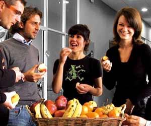 www.Pause-Fruitee.fr | Corbeilles de fruits en entreprise sur la ville de Lyon