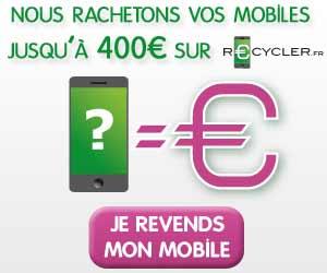 Recycler.fr - Reprise et recyclage de téléphones mobiles