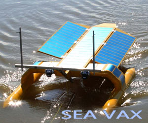 SeaVax de Bluebirds Marine Systems
