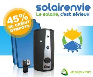 www.solairenvie.com | Chauffe eau solaire individuel, demandez votre diagnostic solaire gratuit
