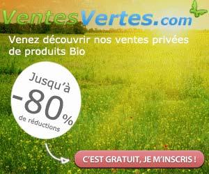 Ventes Vertes : les ventes privées 100% bio, éthiques et écologiques