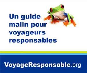VoyageResponsable.org - Un guide malin pour voyageurs responsables