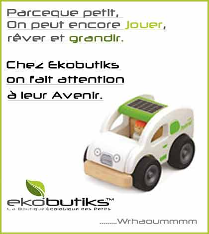 Ekobutiks - La boutique écologique pour les enfants