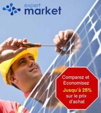 Expert Market - Comparez 4 devis photovoltaïques gratuitement