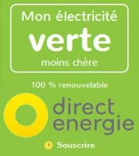 Direct Énergie - Électricité verte moins chère 100% renouvelable