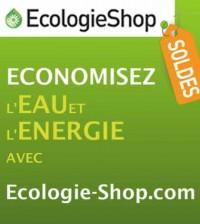 Ecologie-Shop : équipements pour une maison écologique et saine