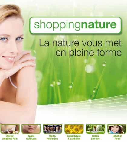 Shopping Nature - Boutique de produits naturels et bio