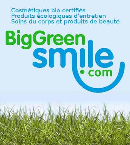 Big Green Smile - Une gamme compétitive de produits écologiques et bio