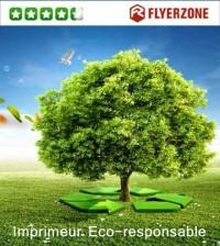Flyerzone : imprimeur eco-responsable