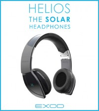 Helios The Solar Headphones™