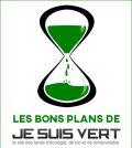 Les bons plans verts de JeSuisVert.net