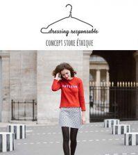 Dressing Responsable - Concept Store Éthique