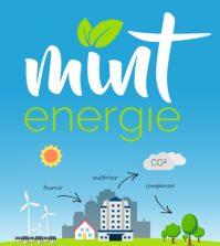 MINT energie - L'électricité 100% verte aux tarifs avantageux
