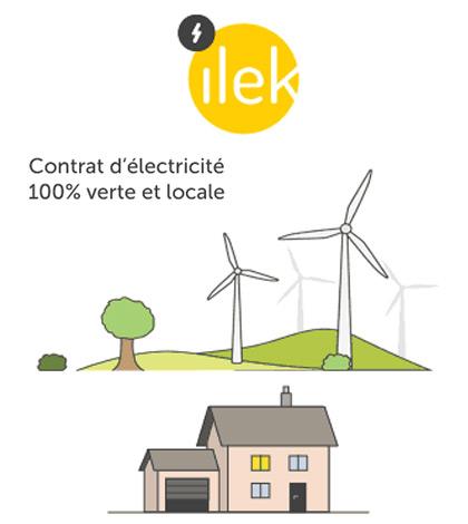 Ilek : producteurs locaux électricité verte