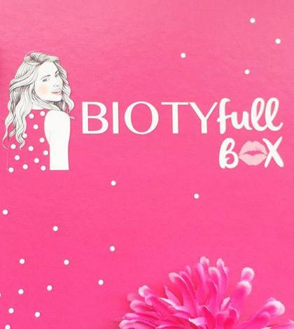 BIOTYFULL Box : Box Beauté 100% BIO